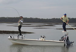 Florida fishing guides and fishing charters in northeast for Devils elbow fishing resort